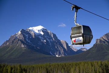 Lake Louise-Besichtigungstour mit der Gondel