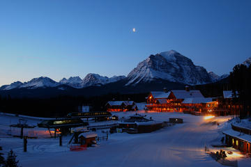 Lake Louise Night Snowshoe Tour