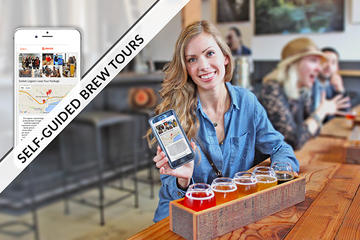 Self-Guided Santa Barbara Lagoon Loop Craft Beer Trail