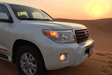 Safari 4X4 d'un après-midi dans le désert de Dubaï avec dîner barbecue
