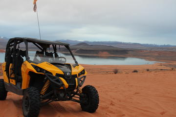 ATV Tour- Sand Hollow State Park