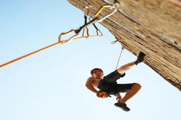 Sport Climbing Class in Joshua Tree National Park
