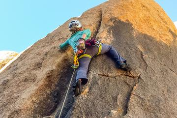 Book Sport Climbing Class in Joshua Tree National Park on Viator