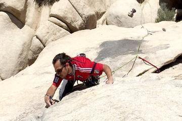 Book Traditional Climbing Class in Joshua Tree National Park on Viator
