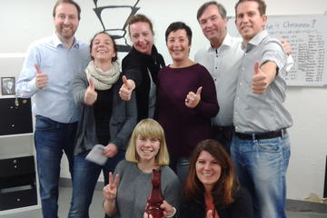 Frankfurt Escape Event: Exit the Room Time Game for 2 People