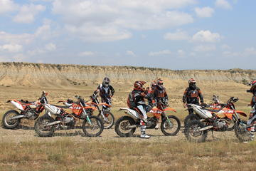 Enduro-Tour in Georgien ab Tiflis