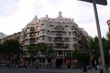 Visite guidée privée en petit groupe à Barcelone et Montserrat