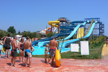 Water Park Day Trip in Zakynthos