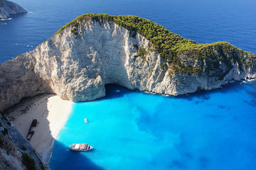 Zakynthos Shipwreck Beach Excursion