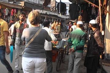 Agra old city tour, Heritage walk in bazaar