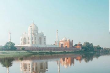 Visit Taj Mahal from Delhi by Car