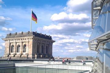 Reichstag Glaskuppel und...
