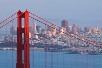 City tour de meio dia de luxo em São Francisco
