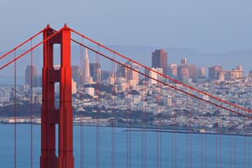 San Francisco Deluxe halvdagstur