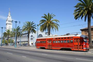 San Francisco Super Saver: visite de la ville et excursion d'une...