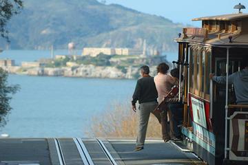 Tur til Alcatraz og i San Francisco