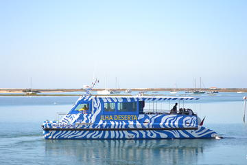 Ilha Deserta by Ferry from Ria Formosa