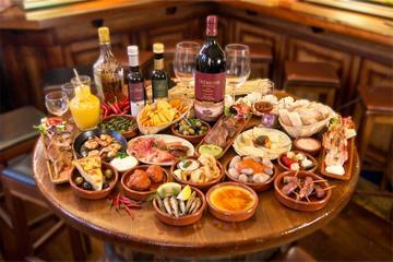 Barcelona Food and Wine Tasting Tour