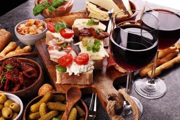 Barcelona Food and Wine-Tasting Tour
