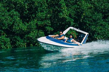 5-in-1 Adventure in Cancun: Speed Boat, Snorkel, ATV, Zipline and Cenote Swim