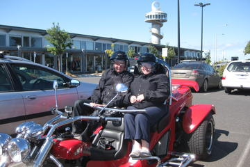 Geelong and Queenscliff Trike Tour for Two from Melbourne
