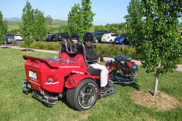 Yarra Valley and Wineries Trike Day...