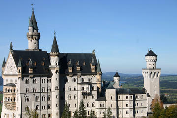 Dagstur med liten gruppe til Neuschwanstein-slottet fra München