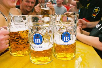 Guided Oktoberfest Tour and Evening at the Hofbräu Tent Including Beer and Oktoberfest Museum Tour 2018 - Munich  sc 1 st  Viator.com & Guided Oktoberfest Tour and Evening at the Hofbräu Tent Including ...