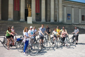 Munich Super Saver: City Bike Tour...