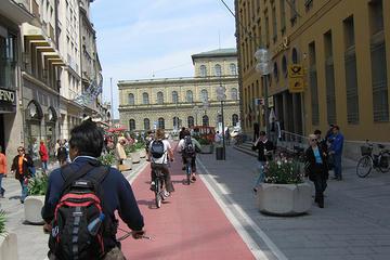 Noleggio bici a Monaco