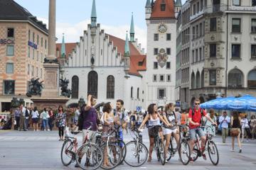 Recorrido privado en bicicleta por Múnich