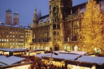 Tour de compras de natal em Munique