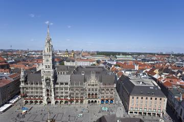 Tour à pied de la vieille ville sous le troisième Reich