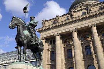 Tour à pied de Munich sous Hitler et...