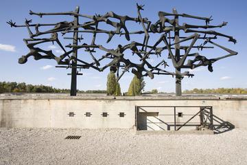 Tur til Dachau konsentrasjonsleir og minnesmerke fra München