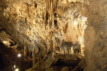 Aggtelek Caves UNESCO site and Eger Tour with private transport and lunch
