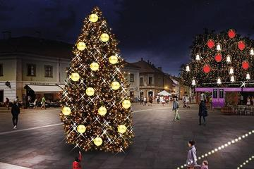Eger Christmas Market and Castle visit