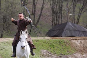 Kassai Lajos world champion's horseback archery and Szekesfehervar tour