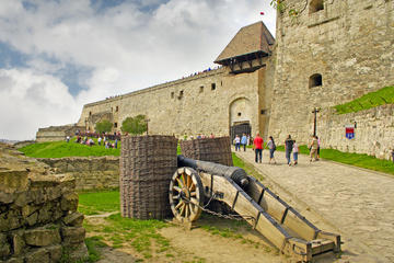 Private Eger Town and Castle Tour
