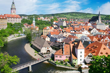 Full Day Cesky Krumlov Private Tour from Prague
