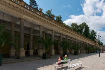 Full-Day Private Karlovy Vary Tour from Prague