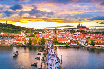 Half-day Private Prague City and Castle Tour