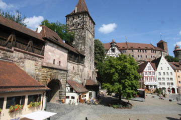 Nuremberg Private Tour From Prague