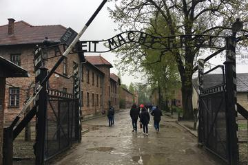 Private Tour from Prague to Auschwitz-Birkenau Memorial and Krakow