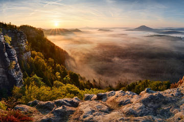 Private Tour to Czech-Saxon Switzerland National Park