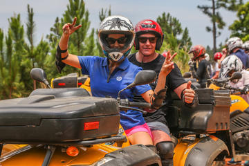 Ride and Wild Quad Bike Adventure...