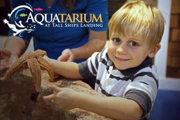 Day Trip 1000 Islands Discovery Package (90-minute cruise & admission to 'Aquatarium') near Brockville, Canada