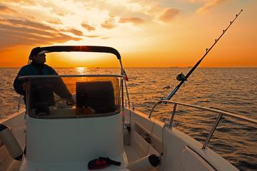 From Dubrovnik: Private Fishing Tour by Speedboat