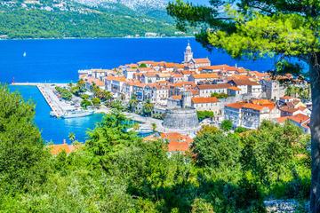 Korcula and Peljesac Wine Tour from Dubrovnik