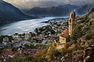 Montenegro: viagem diurna para grupos pequenos a Budva e Kotor...